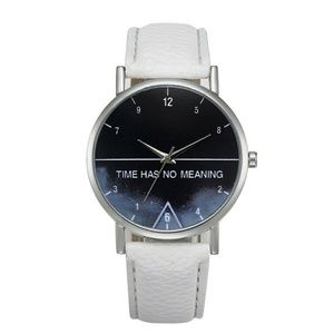 Accessories - Time Has No Meaning Fashion Watch